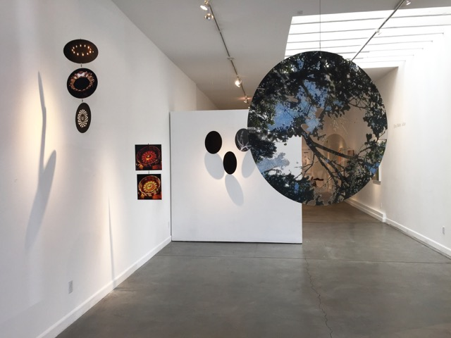 Exhibition photo from What Goes Around Comes Around