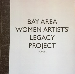 publication: Bay Area Women Artists Legacy Project 2020